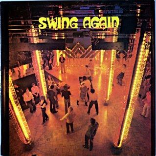 SWING AGAIN JAZZ GROUP CONDUCTED BY GEORGES ARVANITAS Original盤