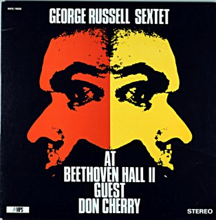 GEORGE RUSSELL SEXTET French盤