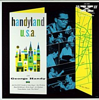 HANDYLAND U.S.A GEORGE HANDY