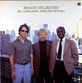 MOODS UNLIMITED HANK JONES