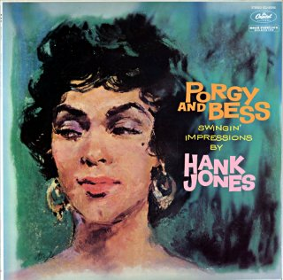 HANK JONES PORGY AND BESS