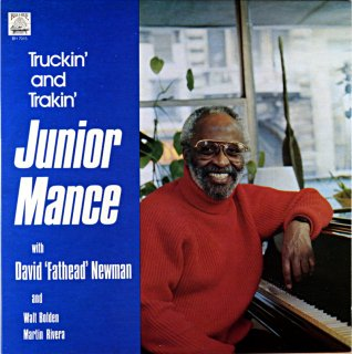 TRUCKIN' AND TRAKIN' JUNIOR MANCE Us盤