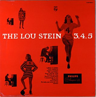 LOU STEIN / 3,4,AND 5 Holland盤