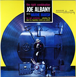 JOE ALBANY THE RIGH COMBIANATION THE LEGENDARY Original盤
