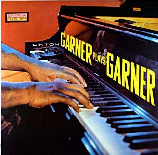 LINTON GARNER PLAYS GARNER