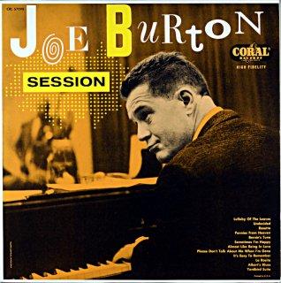 JOE BURTON SESSION