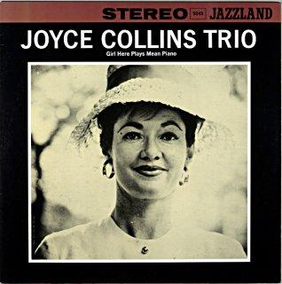 JOYCE COLLINS TRIO  (Fantasy盤)