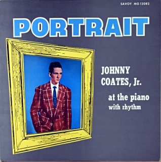 JOHNNY COATES PORTRAIT