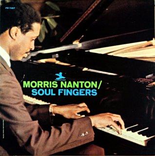 SOUL FINGERS MORRIS NANTON (Fantasy盤)