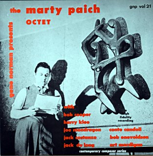 THE MARTY PAICH OCTET (OJC盤)