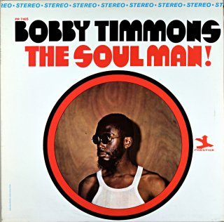 THE SOUL MAN! BOBBY TIMMONS Us盤
