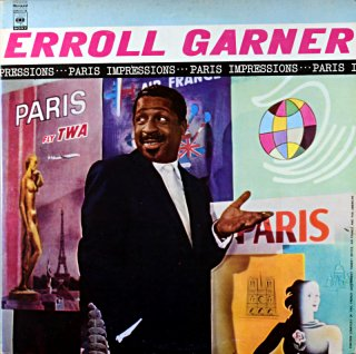 ERROLL GARNER PRESSIONS・・・PARIS 2枚組