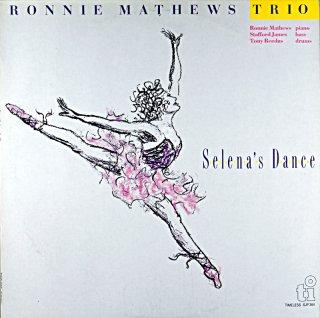 RONNIE MATHEWS TRIO SELENA'S DANCE Us盤