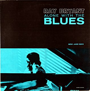 ALONE WITH THE BLUES RAY BRYANT