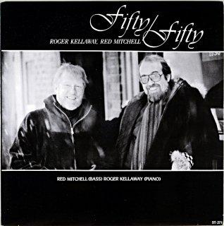 FIFTY / FIFTY  ROGER KELLAWAY, REDMITCHELL Us盤