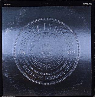 MICHEL LEGRAND AT SHELLY'S MANNE-HOLE Original盤