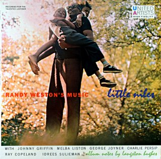 LITTLE NILES RANDY WESTON'S MUSIC