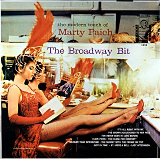 MARTY PAICH THE BROADWAY BIT