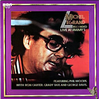 MICHEL LEGRAND RECORDED LIVE AT JIMMY'S