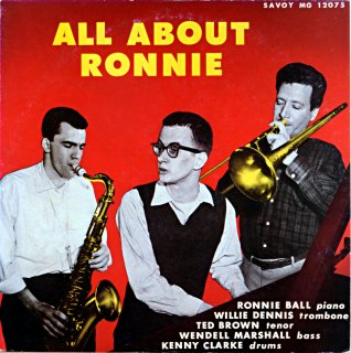 ALL ABOUT RONNIE RONNIE BALL