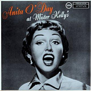 ANITA O'DAY AT MISTER KELLYS'