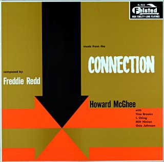 MUSIC FROM THE CONNECTION FREDDIE REDD