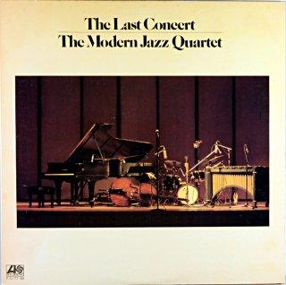 THE LAST CONCERT MODERN JAZZ QUARTET
