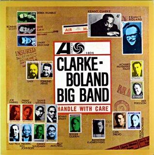 CLARKE-BOLAND BIG BAND KENNY CLARKE