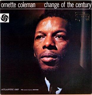 ORNETTE COLEMAN CHANGE OF THE CENTURY Us盤