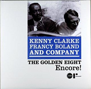 THE GOLDEN EIGHT-ENCORE! KENNY CLARKE-FRANCY BOLAND Italy盤