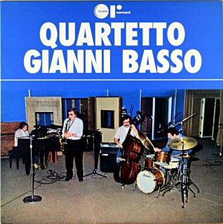 QUARTETTO GIANNI BASSO Italy盤