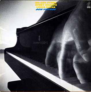 McCOY TYNER / AVERY SHARPE / LOUIS HAYES Holland盤