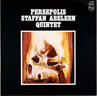 PERSEPOLIS STAFFAN ABELEEN QUINTET