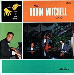 THE RUBIN MITCHELL TRIO Us盤