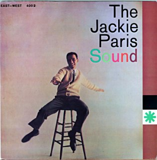 THE JACKIE PARIS SOUND