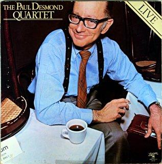THE PAUL DESMOND QUARTET LIVE US盤 2枚組