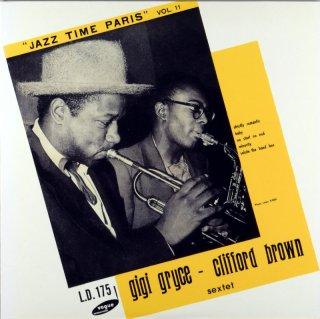 JAZZ TIME PARIS VOL.11 GIGI GRYCE - CLIFFORD BROWN 10inch盤