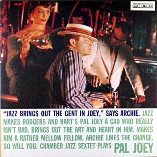 CHAMBER JAZZ SEXTET PLAY'S PAL JOEY ALLYN FERGUSON Us盤