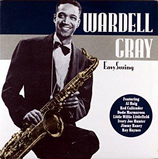 WARDELL GRAY EASY SWING Denmark盤 2枚組