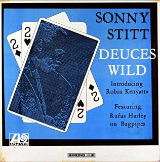 SONNY STITT DEUCES WILD INTRODUCING ROBIN KENYATTA Us盤