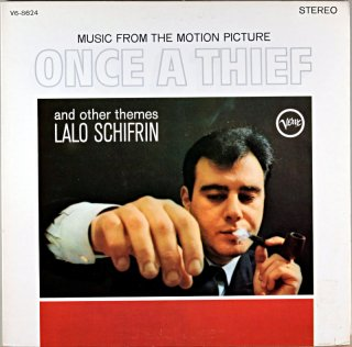 ONCE A THIEF AND OTHER THEMES LALO SCHIFRIN Original盤