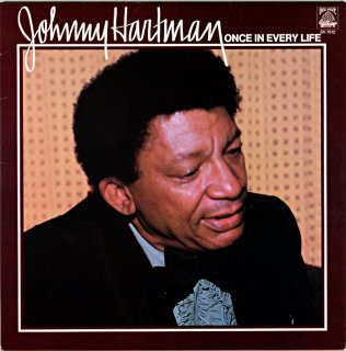 JOHNNY HARTMAN ONCE IN EVERY LIFE Us盤
