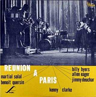 REUNION A PARIS MARTIAL SOLAL