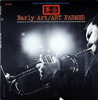 EARLY ART / ART FARMER Us盤