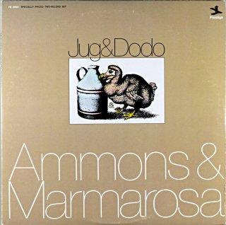 JUG & DODO AMMONS & MARMAROSA GENE AMMONS Us盤 2枚組
