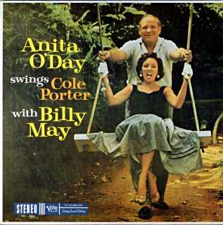 ANITA O'DAY SWINGS COLE PORTER WHIT BILLY MAY