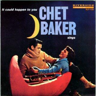 IT COULD HAPPEN TO YOU CHET BAKER SINGS (OJC盤)