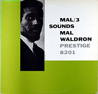 MAL-3 MAL SOUNDS MAL WALDRON SEXTET