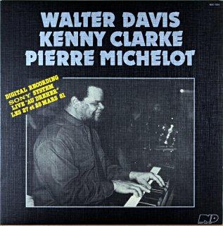 WALTER DAVIS JR. LIVE AU DREHER Us盤