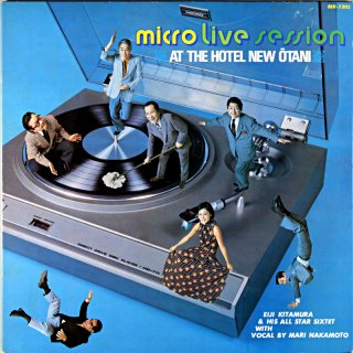MICOR LIVE SESSION AT THE HOTEL NEW OTANI
